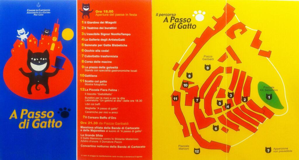 cat-event village map