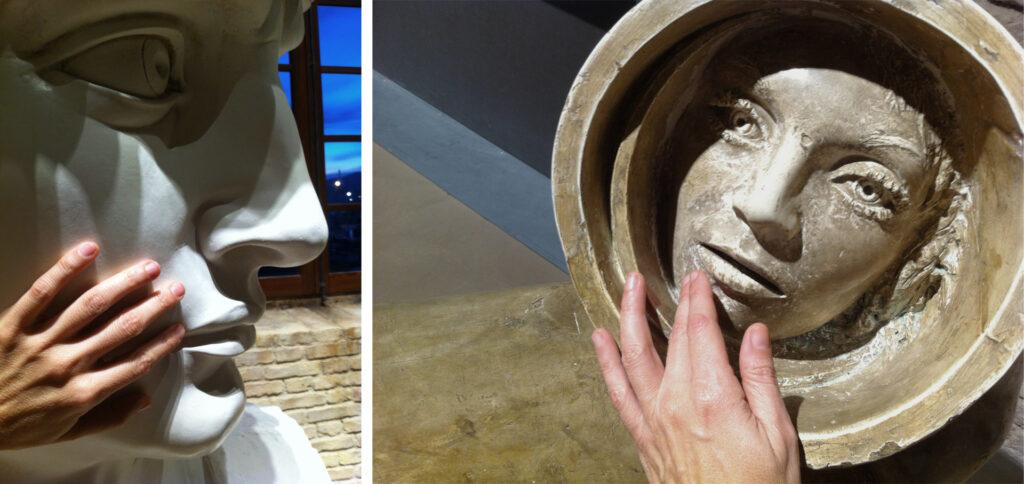 tactile art  museum
